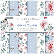 The Paper Boutique Morning Whispers 6x6 Inch Paper Pad (PB1309)