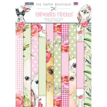 The Paper Boutique Farmyard Friends Insert Collection (PB1349)