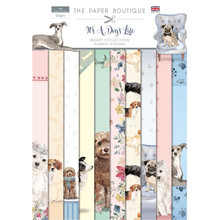 The Paper Boutique It's a Dog's Life Insert Collection (PB1322)
