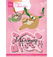 Marianne Design Collectable Eline's Sloth (COL1471)