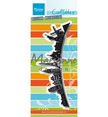 Marianne Design Craftable Around the World Border (CR1472)