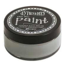Ranger Dylusions Blendable Acrylic Paint Slate Grey (DYP52753)
