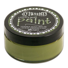 Ranger Dylusions Blendable Acrylic Paint Chopped Pesto (DYP52715)
