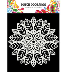 Dutch Doobadoo Mask Art A5 Mandala leaves (470.715.622)