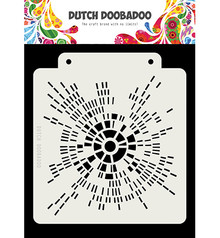 Dutch Doobadoo Mask Art Kialo (470.715.157)