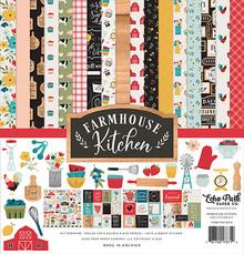 Echo Park Farmhouse Kitchen 12x12 Inch Collection Kit (FK216016)