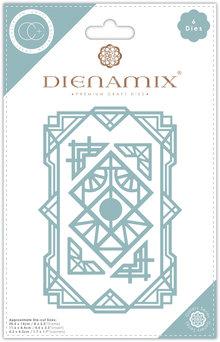 Craft Consortium Deco Frame Dies (CCDMX002)