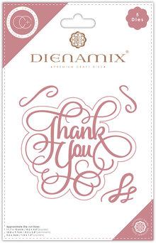 Craft Consortium Thank You Dies (CCDMX010)