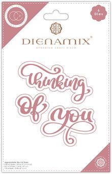 Craft Consortium Thinking Of You Dies (CCDMX012)