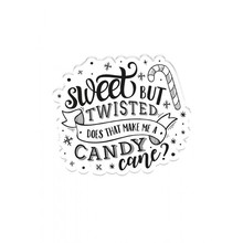 Crafter's Companion Sweet But Twisted Clear Stamp (CC-CA-ST-SWT)