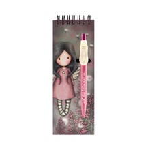 Gorjuss Jotter Pad With Pen Little Wings (799GJ15)