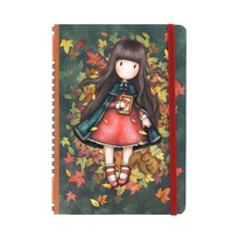 Gorjuss Hardcover Notebook Autumn Leaves (230EC62)