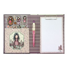 Gorjuss Clip Pad Stationery Set Little Wings (702GJ06)