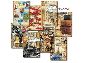 Decorer Travel Paper Pack  (7x10,8cm) (DECOR-M76)