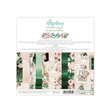 Mintay Lady 6x6 Inch Scrapbooking Paper Pad (MT-LAD-08)