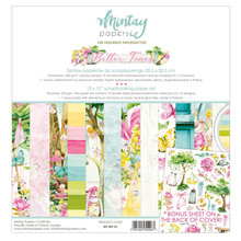 Mintay Better Times 12x12 Inch Scrapbooking Paper Set (MT-BET-07)
