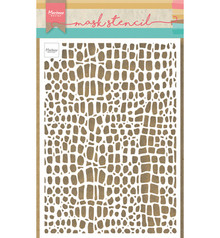 Marianne Design Masking Stencil Reptile (PS8067)
