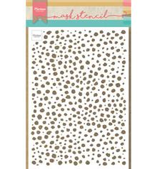 Marianne Design Masking Stencil Cheeta (PS8069)