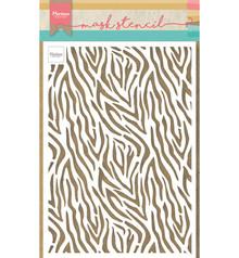 Marianne Design Masking Stencil Zebra (PS8070)