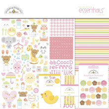 Doodlebug Design Inc. Bundle of Joy Essentials Kit (6858)