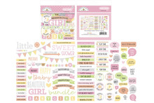 Doodlebug Design Inc. Bundle of Joy Chit Chat (102pcs) (6805)
