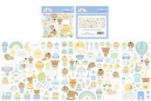 Doodlebug Design Inc. Special Delivery Odds & Ends (129pcs) (6806)