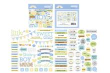 Doodlebug Design Inc. Special Delivery Chit Chat (100pcs) (6807)