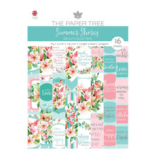 The Paper Tree Summer Shores Die Cut Collection (TC1072)