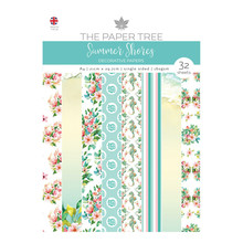 The Paper Tree Summer Shores Decorative Papers (TC1073)