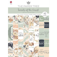 The Paper Tree Secrets of the Summer Die Cut Collection (PTC1113)