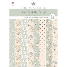 The Paper Tree Secrets of the Forest Decorative Papers (PTC1112)
