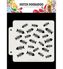 Dutch Doobadoo Mask Art Visgraat (470.715.159)