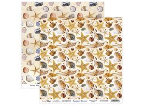 ScrapBoys Summer Breeze 6x6 Inch Paper Pad (SUBR-09)