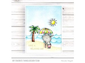 My Favorite Things Sunny Vibes Clear Stamps (CS-486)