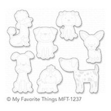 My Favorite Things Die-namics Canine Companions  (MFT-1237)