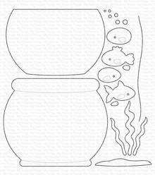 My Favorite Things Die-namics Fishbowl (MFT-1751)