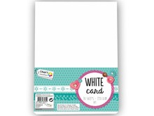 Craft Sensations White Card A4 220 Grams (CR0710/19GE)