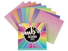 Craft Sensations Ombre Designs Bright 15,2 x 15,2 cm 100 Grams (CR0378/GE)