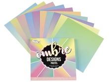 Craft Sensations Ombre Designs Pastel 15,2 x 15,2 cm 100 Grams (CR0378/GE)