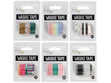 Craft Sensations BUNDLE Washi Tape 6 Thema's (CR0501/20GE)