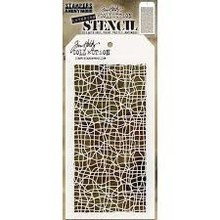 Stampers Anonimous Tim Holtz Tangles Layered Layering Stencil (THS139)
