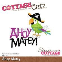 Scrapping Cottage CottageCutz Ahoy Matey (CC-756)