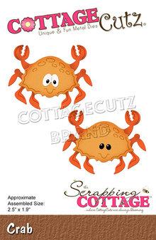 Scrapping Cottage CottageCutz Crab (CC-757)
