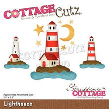 Scrapping Cottage CottageCutz Lighthouse (CC-759)