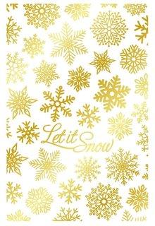 Gemini Foil Stamp Die Let it Snow Create A Card (GEM-FS-CAC-LSNO)