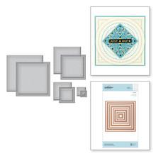 Spellbinders Snijmal Essential Squares Dies (S4-1037)