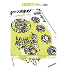Carabelle Studio Catching Your Dreams Cling Stamp (SA60503)