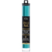 Therm O Web iCraft Deco Foil Turquoise (Satin) (DF6X12 52075)