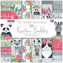 The Paper Boutique Buddies 8x8 Inch Embellishment Pad (PB1375)