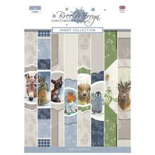 The Paper Boutique Christmas Friends Insert Collection (BM1023)